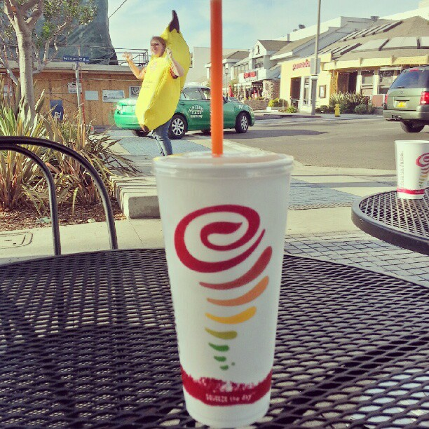 Jamba Juice $1 happy hour special!