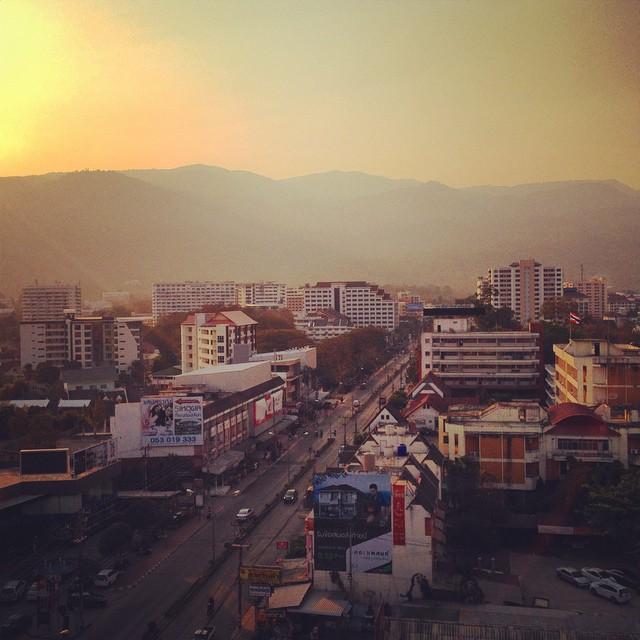 #chiangmai adventures w/ @tradingtravelers